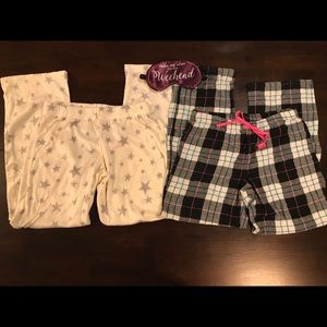 Other - Pajama/Lounge Pants Bundle - 2 Pair - Medium